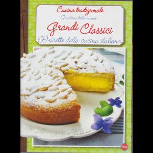 Cucina tradizionale - Quaderni della nonna - Grandi classici - n. 59 - bimestrale - dicembre - gennaio 2019