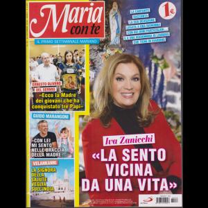 Maria con te - n. 32 - 16 dicembre 2018 - settimanale