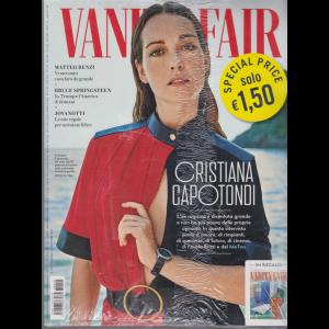 Vanity Fair  + Vanity Fair Metropolis - n. 50 - settimanale - 19 dicembre 2018 - 2 riviste
