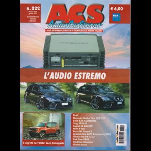 Acs Audio Car Stereo - n. 222 - dicembre 2018 - gennaio 2019 - bimestrale -