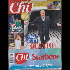 Chi + Starbene - n. 51 - settimanale - 12 dicembre 2018 - 2 riviste
