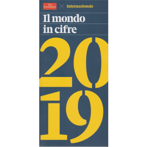 The economist - Internazionale 2019 - Il mondo in cifre - n. 1 - gennaio 2019 -