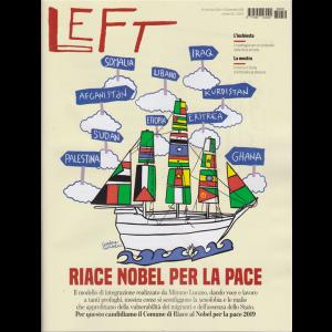 Left Avvenimenti - n.50 - 14 dicembre 2018 - 20 dicembre 2018 -