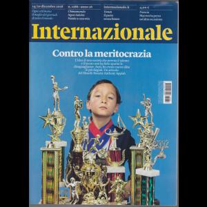 Internazionale - n. 1286 - 14/20 dicembre 2018 - settimanale