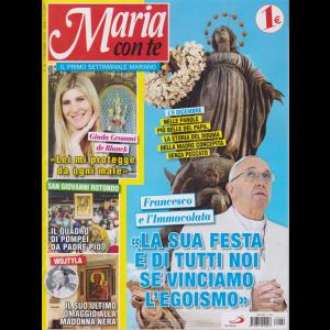 Maria con te - n. 30 - 2 dicembre 2018 - settimanale