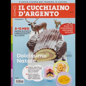 Il Cucchiaino D'argento - n. 7 - trimestrale - 12/12/2018