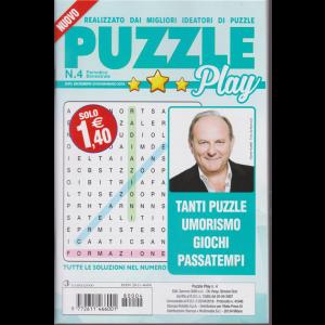 Puzzle Play -n. 4 - bimestrale - dicembre - gennaio 2019