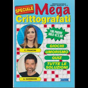 Speciale Mega Crittografati - n. 41 - gennaio - marzo 2019 - 196 pagine