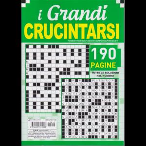 I Grandi Crucintarsi - n. 11 - trimestrale - dicembre 2018 - gennaio - febbraio 2019 - 190 pagine -