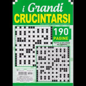 Abbonamento I Grandi Crucintarsi (cartaceo  trimestrale)