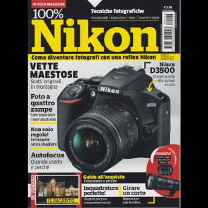 100% Nikon - n. 6 - dicembre - febbraio 2019 -