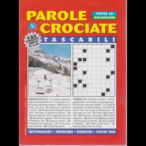 Parole crociate tascabili - n. 20 - gennaio - febbraio 2019 - bimestrale - 132 pagine