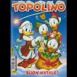 Topolino - n. 3291 - 19 dicembre 2018 - settimanale -