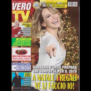 Vero Tv - n. 51 - 24 dicembre 2018 - settimanale