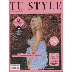 Tu Style - n. 52 - settimanale - 18 dicembre -