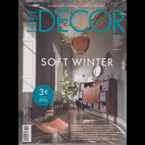 Elle Decor - n. 12-1 - dicembre - gennaio 2019 - mensile
