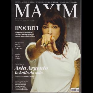 Maxim - n. 3 - bimestrale - dicembre 2018 - gennaio 2019