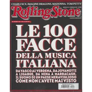 Rolling Stones mensile n. 5 Febbraio 2015 - Le 100 Facce Della Musica
