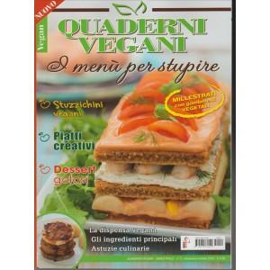 Quaderni vegani - bimestrale n.2 Ottobre/Novembre 2015