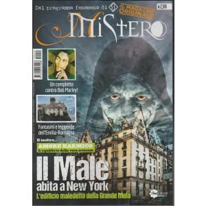 MISTERO magazine originale del programma fenomeno di Italia 1-Ottobre 2015