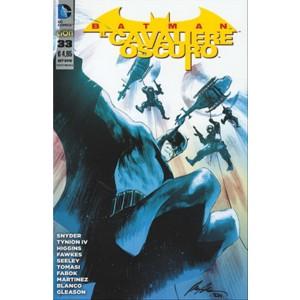 Batman Il Cavaliere Oscuro 33 - DC Comics Lion