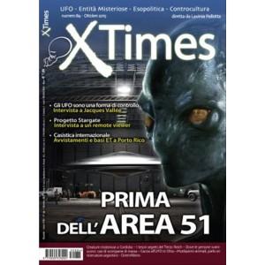 X Times Magazine n. 84/Ottobre 2015+libro L'Orma dei giganti di V.Cardelli