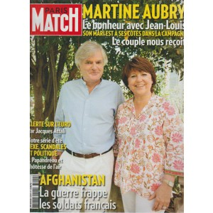 PARIS MATCH n.3244 du 21 au 27 juillet 2011