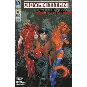 Giovani Titani 42 – Giovani Titani/Cappuccio Rosso 18 - DC Comics Lion