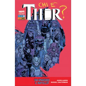 THOR 199 - THOR 6 ALL NEW MARVEL NOW! - Marvel Italia Panini Comics