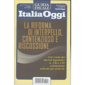 Guida Italia Oggi - La Riforma di Interpello, contenzioso e riscossione