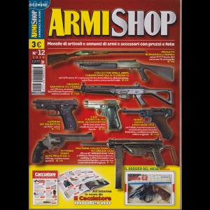Armi Shop - n. 12 - mensile - 15 novembre 2018