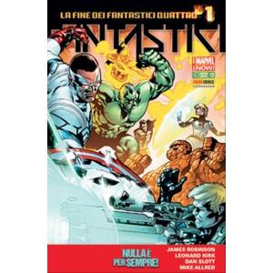 FANTASTICI QUATTRO 373 - FANTASTICI QUATTRO 13 ALL NEW MARVEL NOW! - Marvel