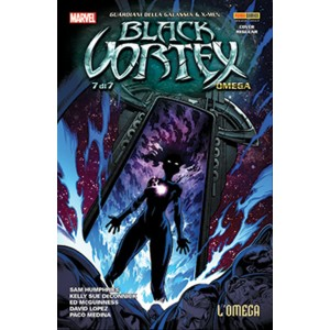 GUARDIANI DELLA GALASSIA E X-MEN BLACK VORTEX OMEGA COVER REGULAR n. 7 di 7