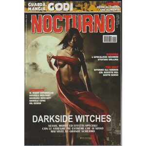 NOCTURNO CINEMA- mensile n. 155 -Ottobre 2015
