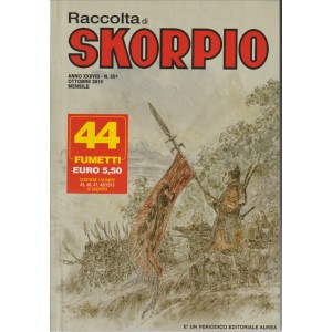RACCOLTA di SKORPIO - mensile n501 Ottobre 2015