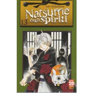 NATSUME DEGLI SPIRITI 13 - PLANET FANTASY 22 - Planet manga Paninin Comics
