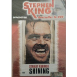 Shining - Jack Nicholson - Stanley Kubrick - Bestseller in DVD