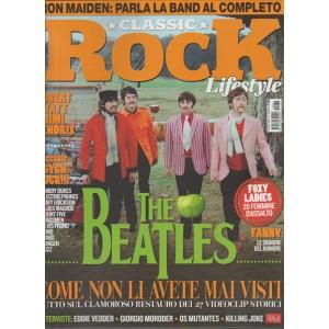 CLASSIC ROCK Lifestyle - mensile n. 36 Novembre 2015