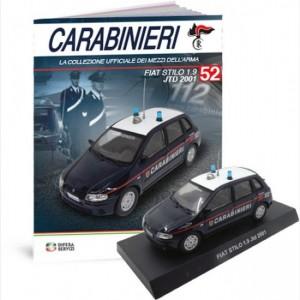 Carabinieri Fiat Stilo 1.9 JTD 2001