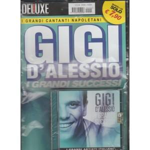 CD audio GIGI D'ALESSIO i grandi successi