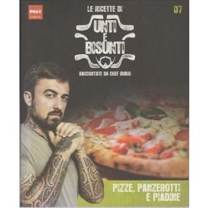 le Ricette Unti E Bisunti  - Pizze, panzerotti e Panzerotti -Chef RUBIO
