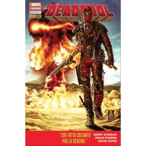 DEADPOOL 53 - DEADPOOL 22 ALL NEW MARVEL NOW! -Marvel Italia Panini comics