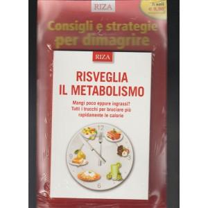 Risveglia il metabolismo - edizioni RIZA