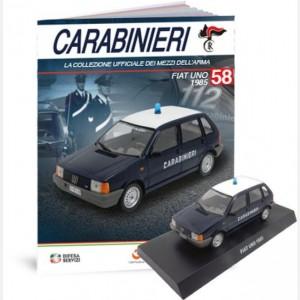 Carabinieri Fiat Uno 1985