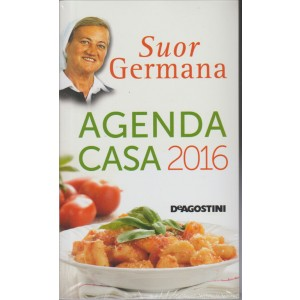 Agenda casa 2016  Suor Germana - de Agostini