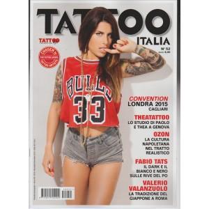 Tattoo Italia - Bimestrale n.52 Novembre/Dicembre 2015