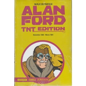 Alan Ford Tnt Golden edition vol. 11 di Max Bunker - Mondadori comics