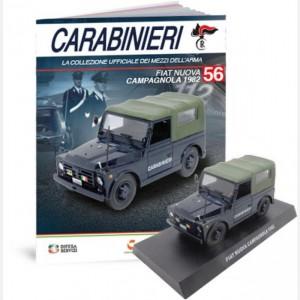 Carabinieri Fiat nuova campagnola 1982