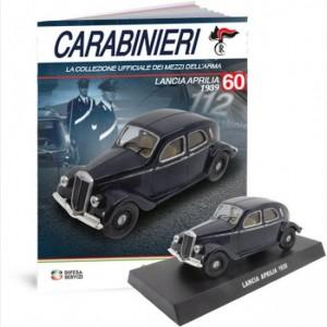 Carabinieri Lancia Aprilia 1939