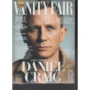 Vanity Fair - Settimanale n. 43 - 4 Novembre 2015